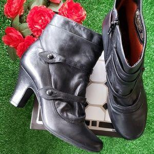 Bronx leather Boots sz 39